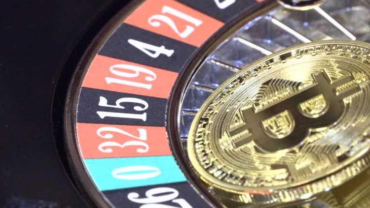 ruletė bitcoin